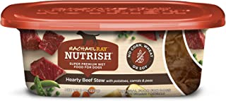 Rachael Ray Nutrish Natural Grain Free Hearty Beef Stew Wet Dog Food