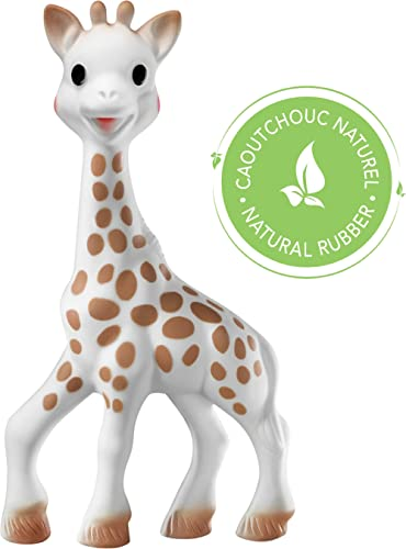 The Original Sophie La Girafe Teether Made Of 100% Natural Rubber For Babies From 0 Month