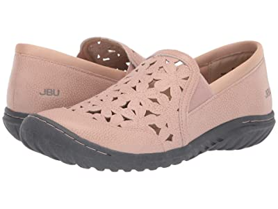 JBU Wildflower Moc (Blush) Women
