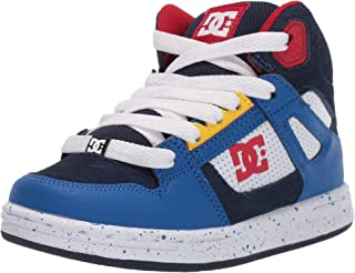 DC Kids' Pure High-top Se Skate Shoe
