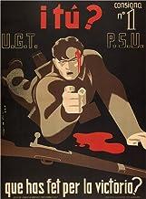 ¿La Guerra Civil Española 1936-39 Propaganda y tú? ¿LO QUE HAS HECHO POR LA VICTORIA? 250gsm tarjeta del arte polarmk A3 Póster