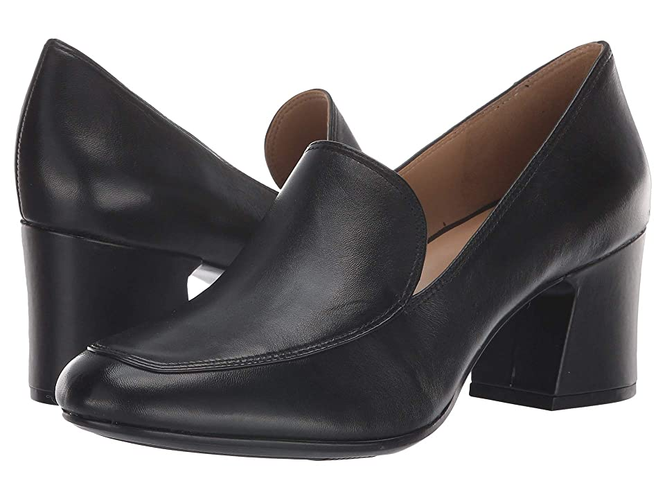 Naturalizer Dany (Black Leather) Women
