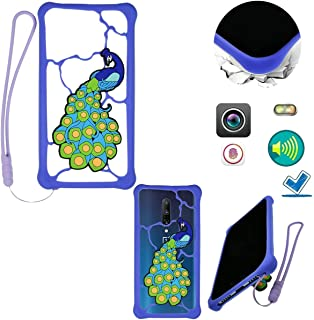 "Universel Case For Tecno Pop 3 Plus Stand Cover Case Compatible 4""-6.6"" Smartphone LKQ"
