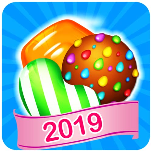 Cookie 2019 - Match 3