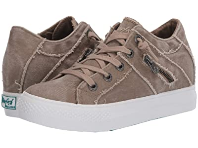 Blowfish Melondrop (Taupe Hipster Smoked Twill) Women