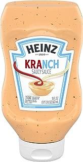 Heinz Kranch Sauce Ketchup & Ranch Sauce Mix, 19 oz Bottle
