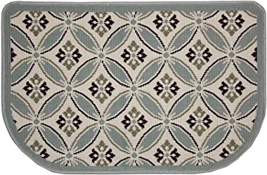 Pilgrim Home and Hearth Pilgrim Fireplace Hearth Rug 19624-1, Beautiful