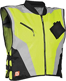 Firstgear Military Spec Vest (DayGlo, Medium/Large)