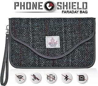 Faraday Bags for Key Fob and Cell Phone Signal Blocker, Faraday RFID Cage Car Keyless Radio Signal Blocking Guard Protecto...