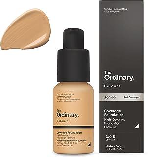 The Ordinary Full Coverage Foundation - 3R Medium Dark, 30 ml