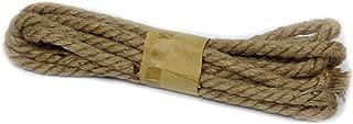Natural Jute Hemp Rope, set of 12 piece size 8mm x 3mtr