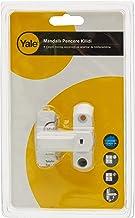Yale Locks 8K103 PVCu Raamstop Wit
