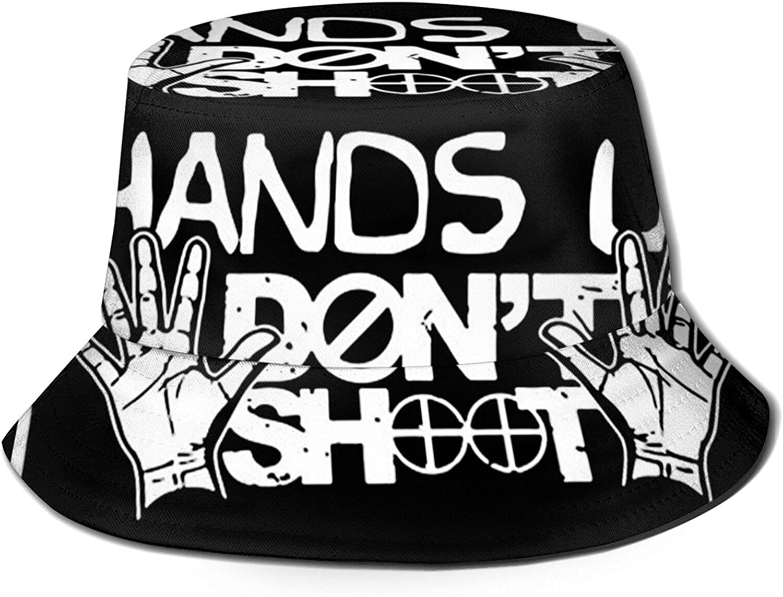 Hands up Max 41% OFF Don't Shoot Bucket Outlet SALE Summer Hat Packable Unisex Sun