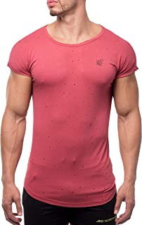 capped t shirt