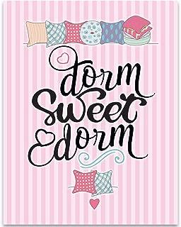 Best dorm sweet dorm sign Reviews
