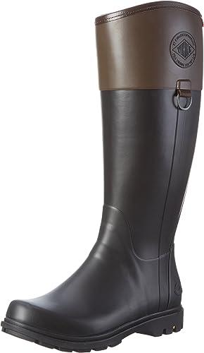 Viking 1-36900 - botas altas de goma para mujer