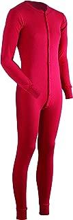 Men's Dual Layer Long Sleeve Union Suit