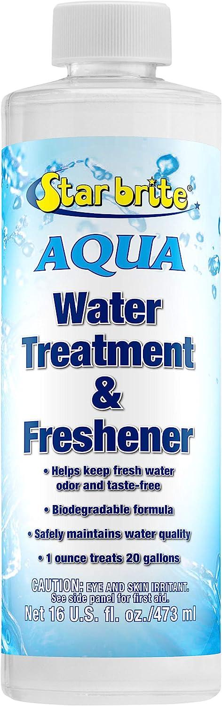 Star Ranking TOP14 brite Aqua Water Treatment Free Shipping New Maintain S - Freshener Treat
