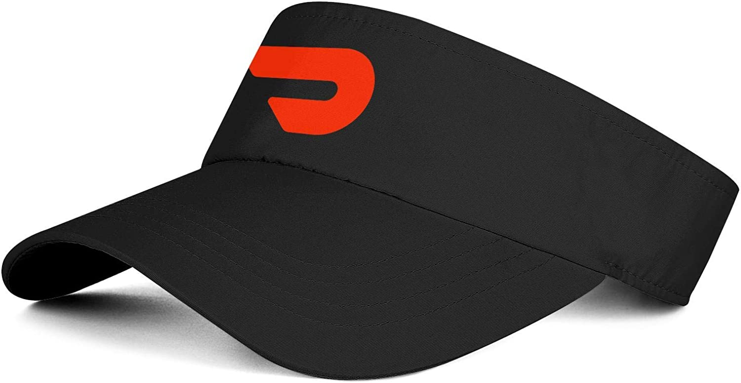 DoorDash- Sun Visor Snapback High quality Hats Outlet ☆ Free Shipping Caps Womens Kids for