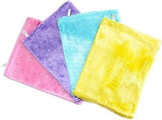 マジッククロス 雑巾 ふきん キッチンクロス 油汚れ 4枚組 25×20㎝【S.SELECT】