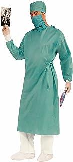 Forum Novelties Men's Master Surgeon Adult Costume - Green - One Size