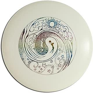 The Wright Life Discraft 175g Glow Yin Yang Ultra-Star Ultimate Disc