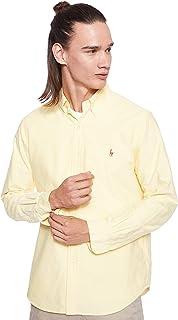 Polo Ralph Lauren Men's Oxford Shirt Classic Fit Long Sleeve