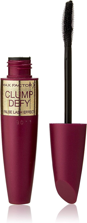 Max Factor False Lash Effect Clump Defy Volumising M?scara de Pesta?as Tono 01 Black - 1 x 13.1 ml
