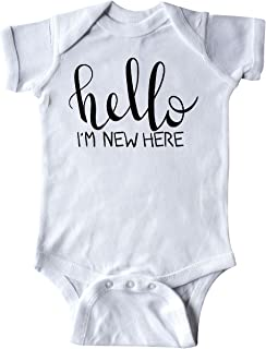 im new here onesie