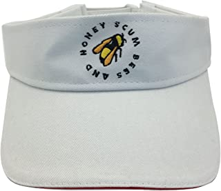 Golf Bee Sun Visor Hat Premium Sports Tennis Golf Running Hat Visor a50cfe728009