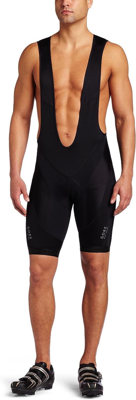 Gore Bike Challenge the lowest price of Japan Tucson Mall Wear Men's Xenon Bibtights Black Medium Short