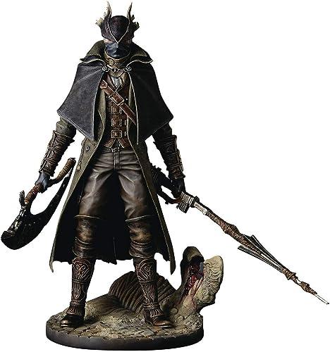 el estilo clásico GECCO Bloodborne Bloodborne Bloodborne The Old Hunters  Hunter 1 6 Scale PVC Figura  marcas de moda