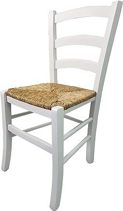 Amazon.it: sedie impagliate - Sedie / Cucina: Casa e cucina