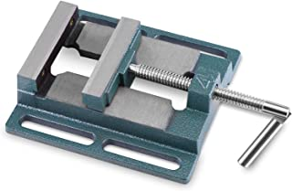 Machine Vise, Industrial Heavy Duty Drill Vise With Column Drill, Drill Press Vice For Frilling Machine Machinery Underhål...