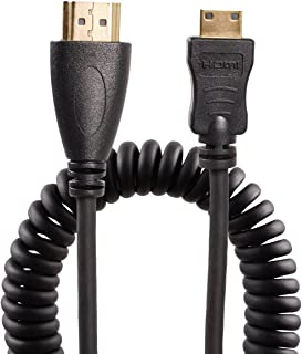 "UCEC 11.81""/30cm Coiled HDMI Cable for Atomos for Ninja Star"