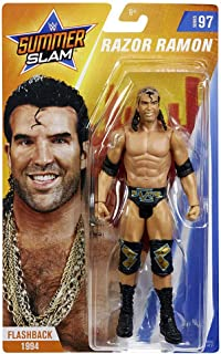 WWE SummerSlam Razor Ramon Action Figure