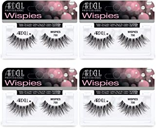 Ardell Lashes Pro Wispies 700, 4 Pack