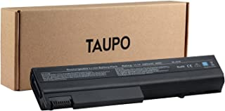 TAUPO TD06 TD09 Battery Replacement for HP Elitebook 8440P 8440W 6930P Compaq 6730B 6530B 6735B ProBook 6440B 6445B 6540B 6545B,fits P/N 482962-001 HSTNN-UB69 HSTNN-C68C HSTNN-IB69 HSTNN-UB68 KU531AA
