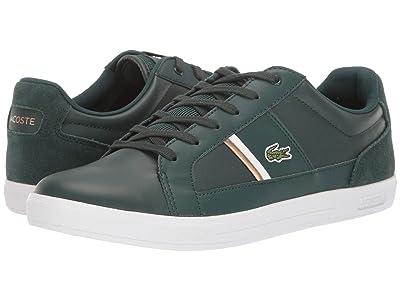 Lacoste Europa 319 1 (Dark Green/White) Men