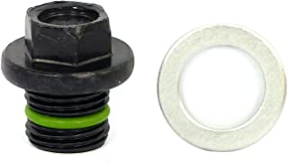 SMART-O R20 Oil Drain Plug M14x1.25mm - Engine oil Pan Protection Plug with high-performance sealing technology, patented anti-leak and anti-vibration mechanism