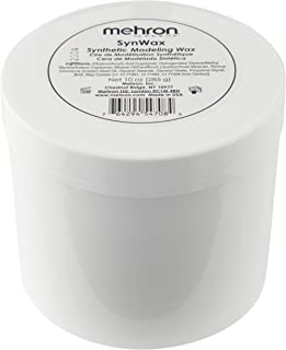 Mehron Makeup SynWax Synthetic Modeling Wax (10 ounce)