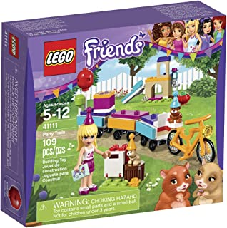 LEGO Friends Party Train 41111 by LEGO