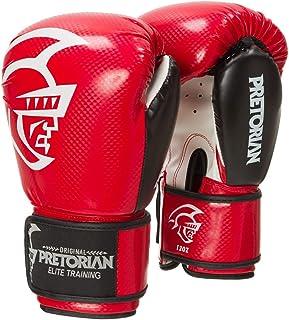 Luva de Boxe Pretorian Elite Vermelha