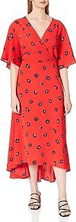 Mexx Printed Wrap Dress Vestido Casual. para Mujer