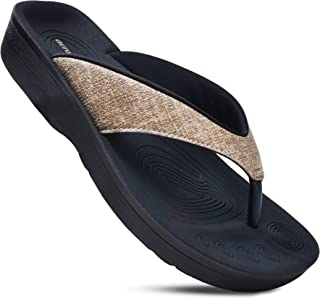 Myra Dyeable Low Wedge Thong Sandal