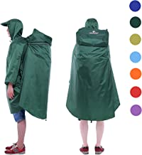 poncho pack cover