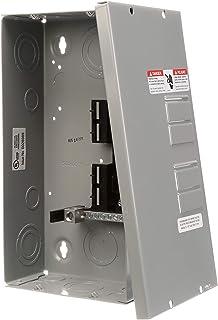 Siemens E0408ML1125SU 4 Space, 8 Circuit, 125-Amp, Main Lug, Surface Mount, Indoor Load Center