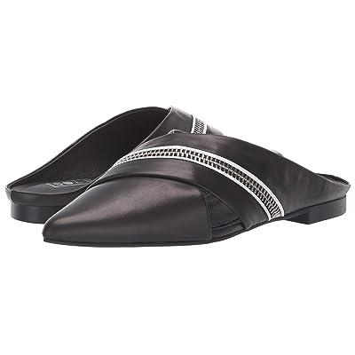 Sol Sana Zip Flat (Black) Women