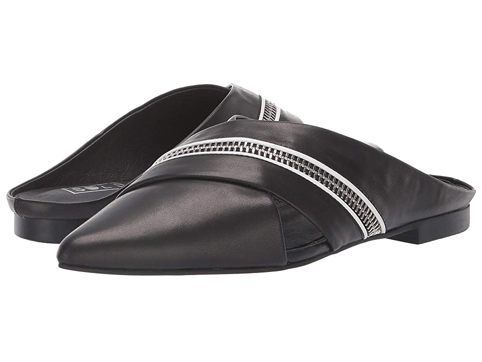 Sol Sana Zip Flat (Black) Women