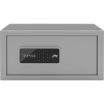Godrej Security Solutions Forte Pro Digital Home Locker (25L)